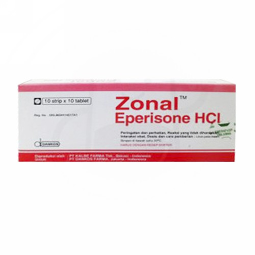 ZONAL 50 MG TABLET STRIP