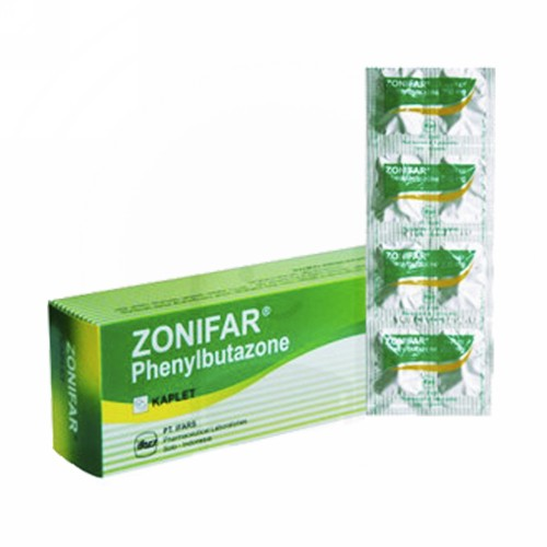 ZONIFAR 200 MG KAPLET