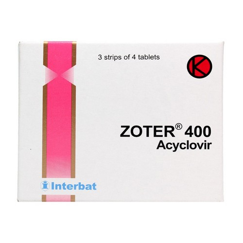 ZOTER 400 MG TABLET