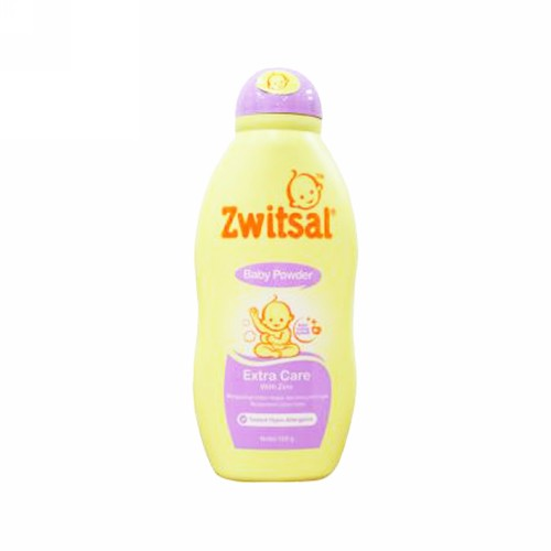 ZWITSAL BABY POWDER EXTRA CARE WITH ZINC 100 GRAM BOTOL