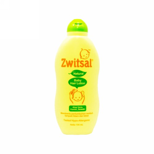 ZWITSAL HAIR LOT CLASIC 100 ML BOTOL