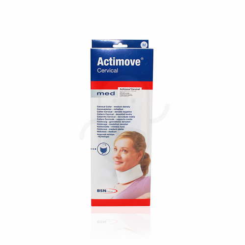ACTIMOVE CERVICAL COLLAR MEDIUM DENSITY UKURAN M