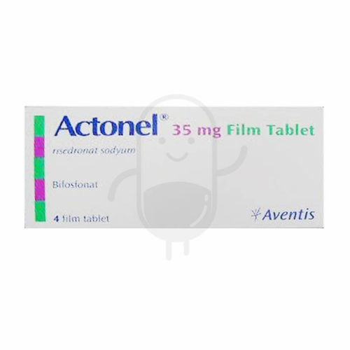 18+ Once a month tablet for osteoporosis information