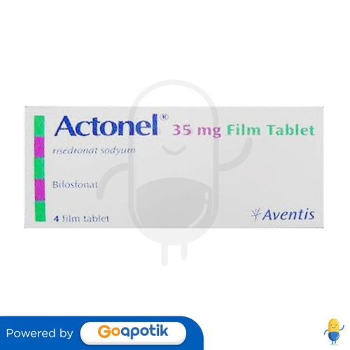 ACTONEL 35 MG BOX 4 TABLET