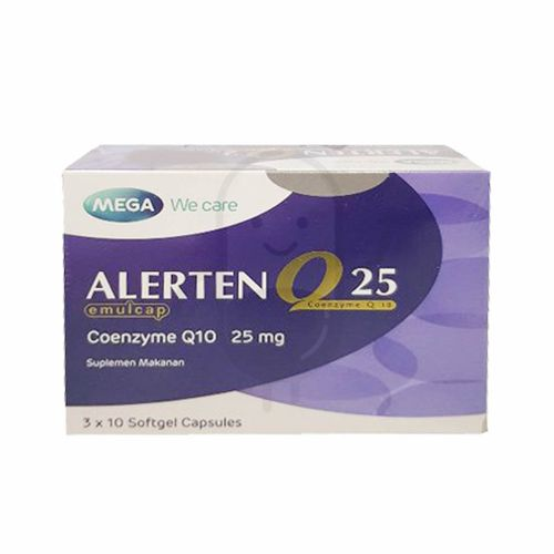 ALERTEN Q 25 MG BOX 30 KAPSUL