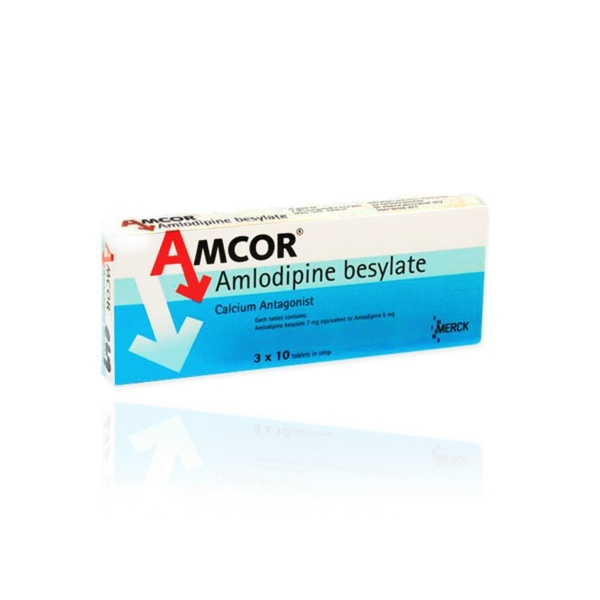 amcor-5-mg-tablet-strip