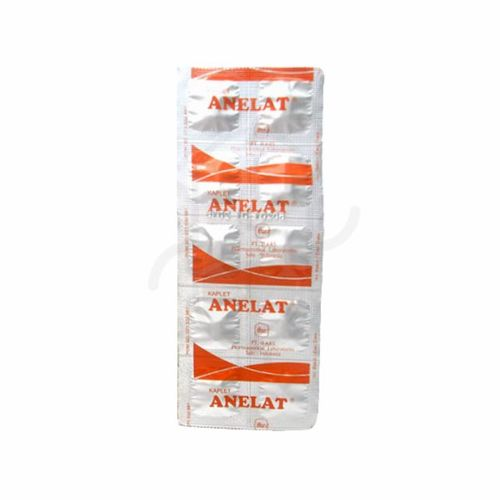 ANELAT STRIP 10 TABLET