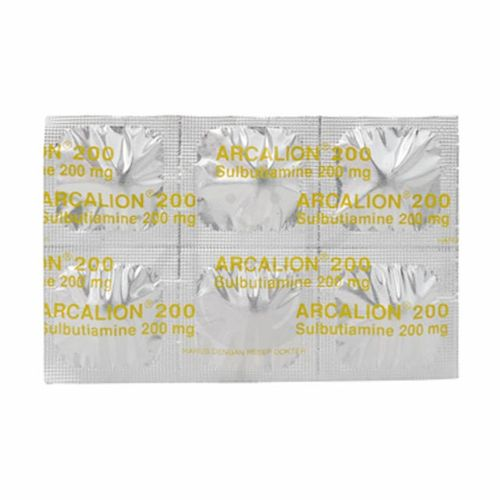 ARCALION 200 MG STRIP 6 TABLET