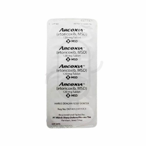 ARCOXIA 120 MG TABLET
