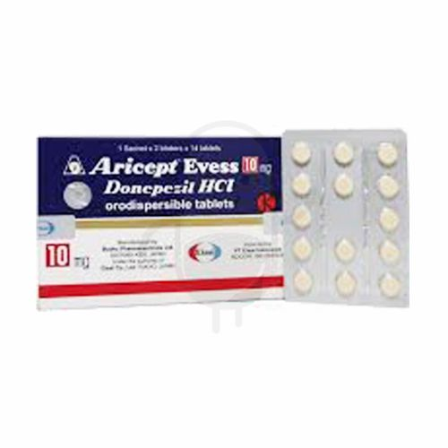 ARICEPT EVESS 10 MG BOX 28 TABLET
