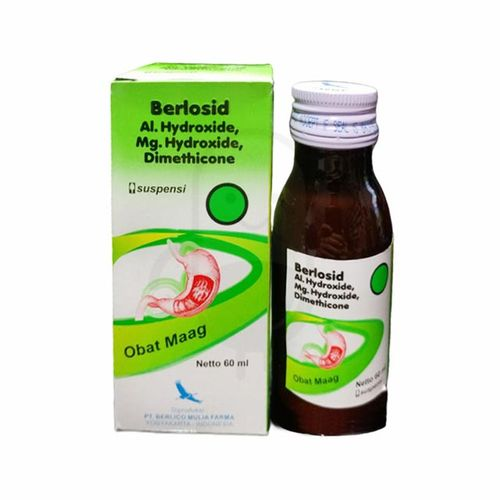 BERLOSID SUSPENSI 60 ML