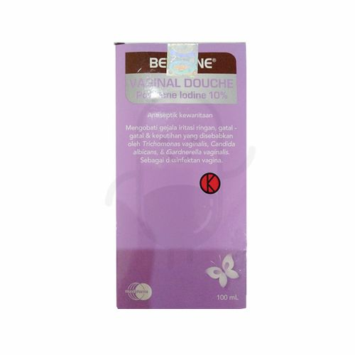 BETADINE VAGINAL DOUCE 100 ML LARUTAN