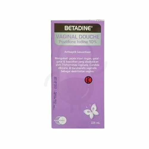 BETADINE VAGINAL DOUCE 225 ML LARUTAN
