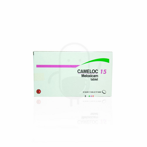 CAMELOC 15 MG TABLET