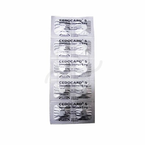 CEDOCARD 5 MG TABLET