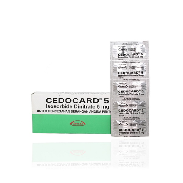 cedocard-5-mg-tablet-strip