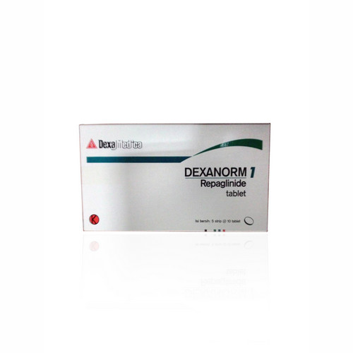 DEXANORM 1 MG BOX 50 TABLET