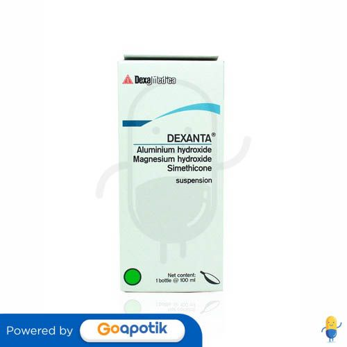 DEXANTA SUSPENSI 100 ML