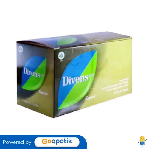 DIVENS PLUS BOX 60 KAPSUL