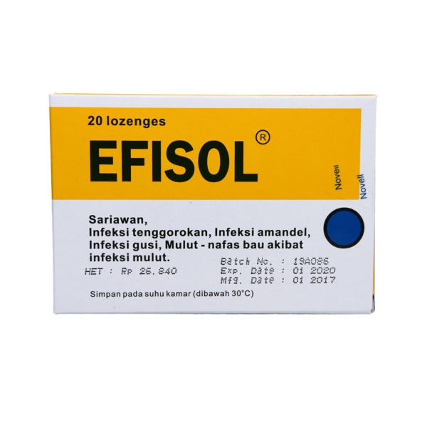 efisol-tablet-strip