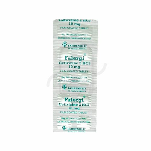 FALERGI 10 MG TABLET