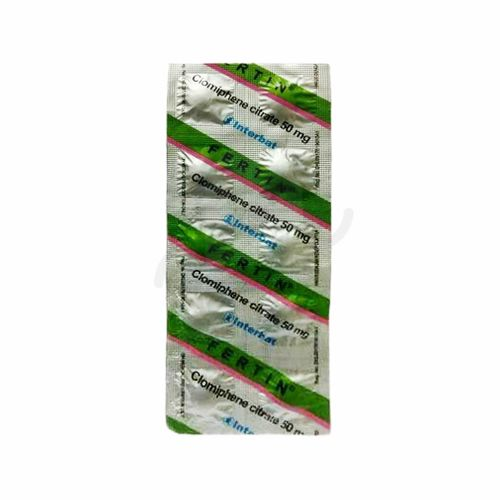 FERTIN 50 MG TABLET
