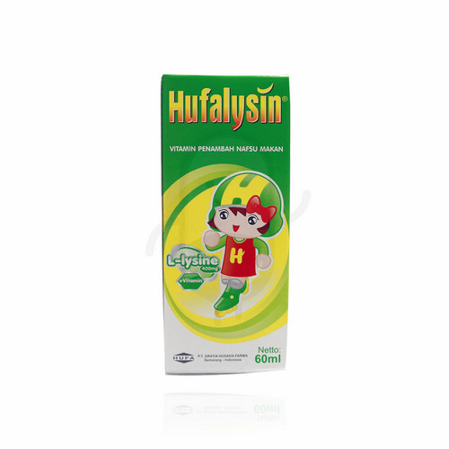 HUFALYSIN SIRUP 60 ML