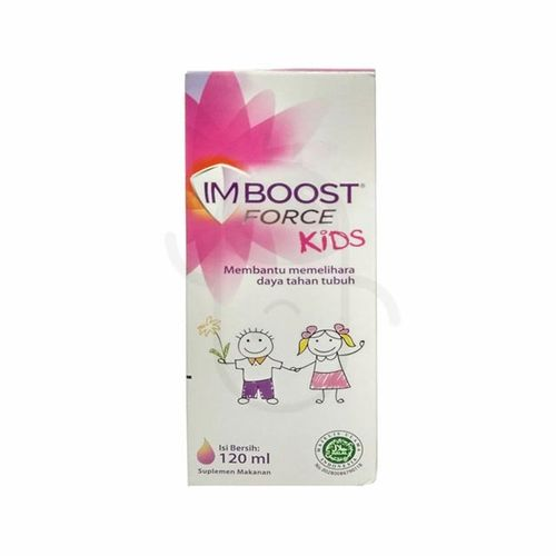 IMBOOST FORCE KIDS SYRUP 120 ML
