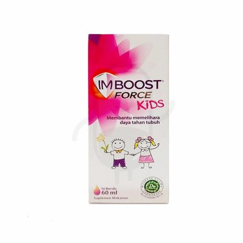 IMBOOST FORCE KIDS SYRUP 60 ML