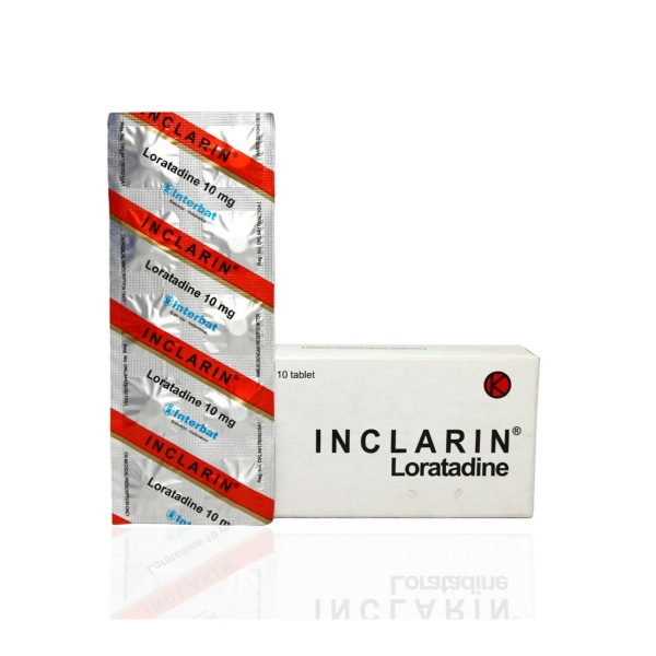 inclarin-10-mg-tablet-strip