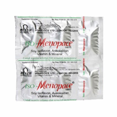ISOMENOPACE STRIP 6 TABLET