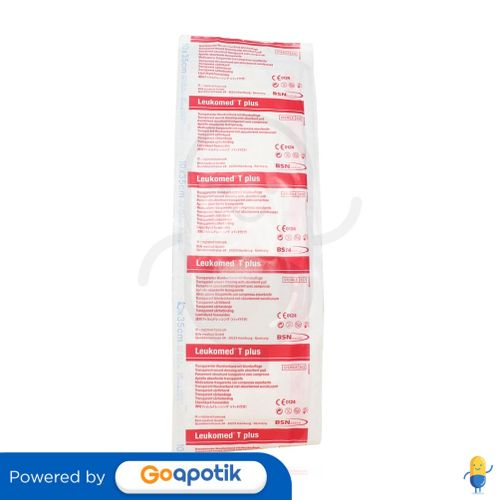 LEUKOMED T PLUS 10X35 CM