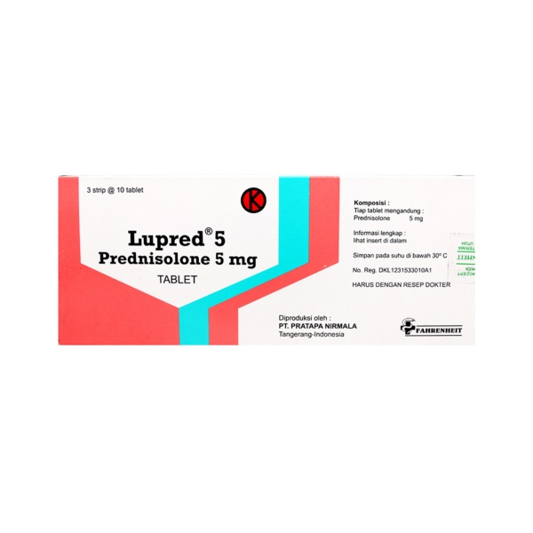 lupred-5-mg-tablet-box