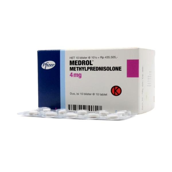 medrol-4-mg-tablet
