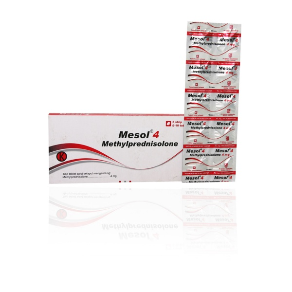 mesol-4-mg-tablet-box