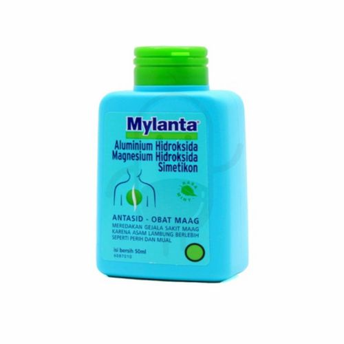 MYLANTA SUSPENSI 50 ML