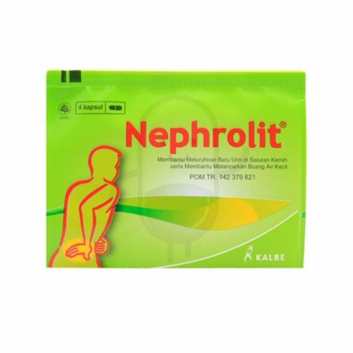 NEPHROLIT STRIP 4 TABLET
