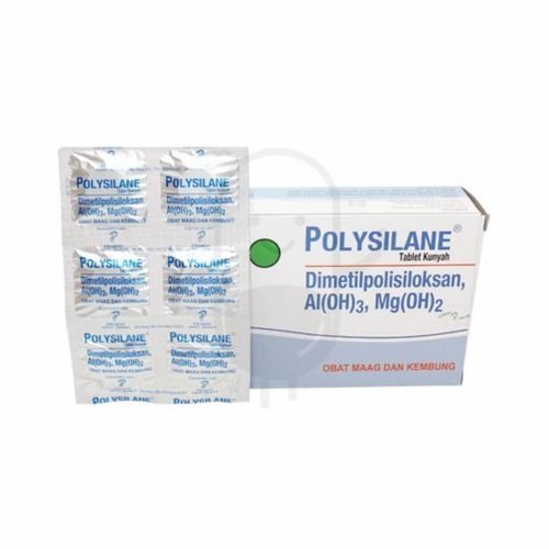 POLYSILANE BOX 40 TABLET