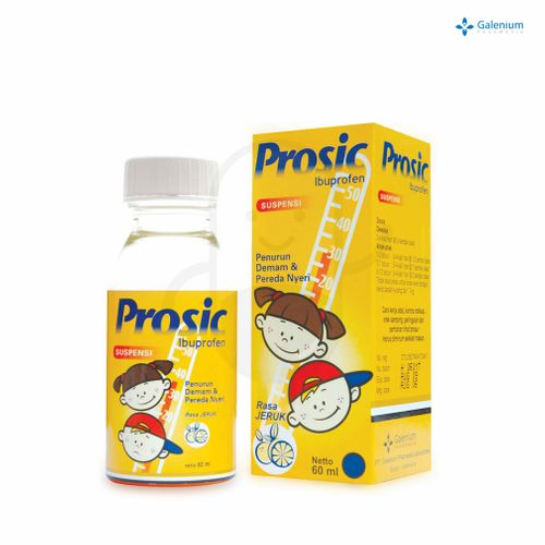 PROSIC SUSPENSI 60 ML