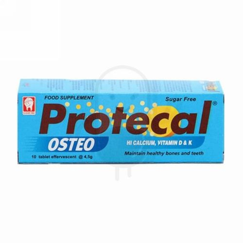 PROTECAL OSTEO BOX 10 TABLET EFFERVERSEN