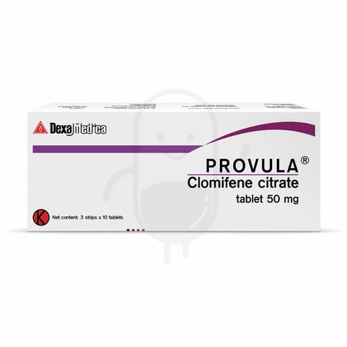 PROVULA 50 MG BOX 30 TABLET