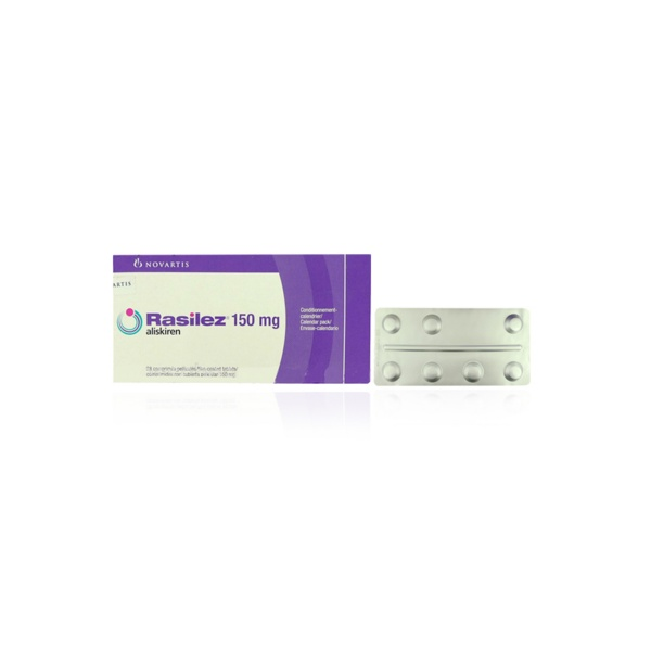 rasilez-150-mg-tablet-box