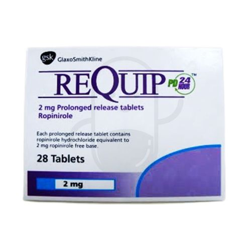 REQUIP PD 2 MG BOX 28 TABLET