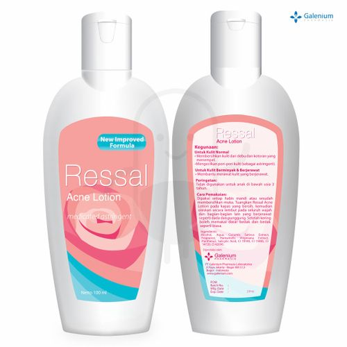 RESSAL ACNE LOTION 100 ML