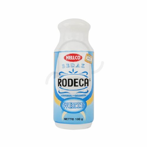 RODECA WHITE POWDER 100 GRAM BOTOL