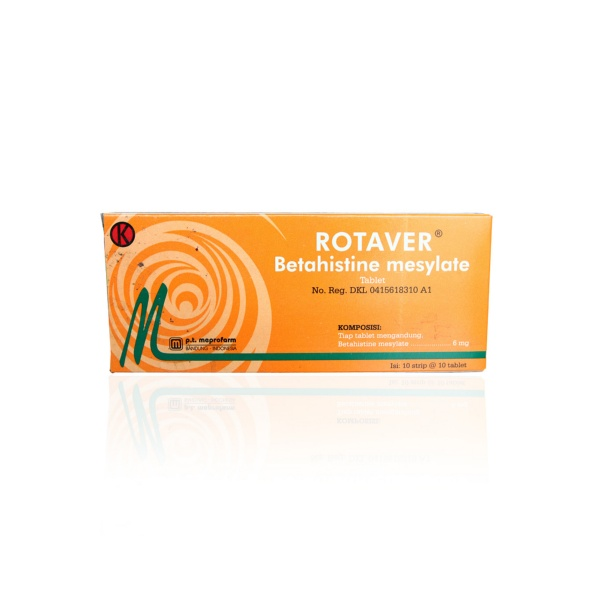 rotaver-6-mg-tablet-box