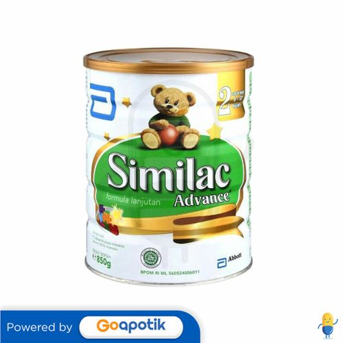SIMILAC GAIN ADVANCE 850 GRAM