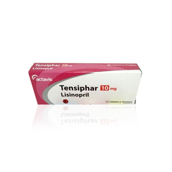 tensiphar-10-mg-tablet-box
