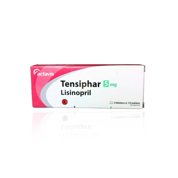 tensiphar-5-mg-tablet-strip