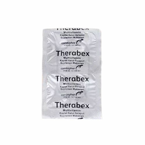 THERABEX STRIP 10 TABLET